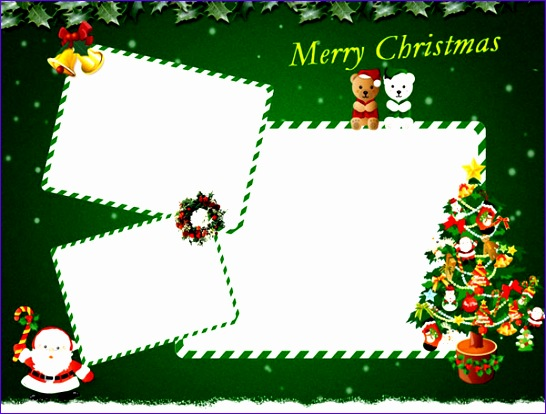 christmas card templates free 546414
