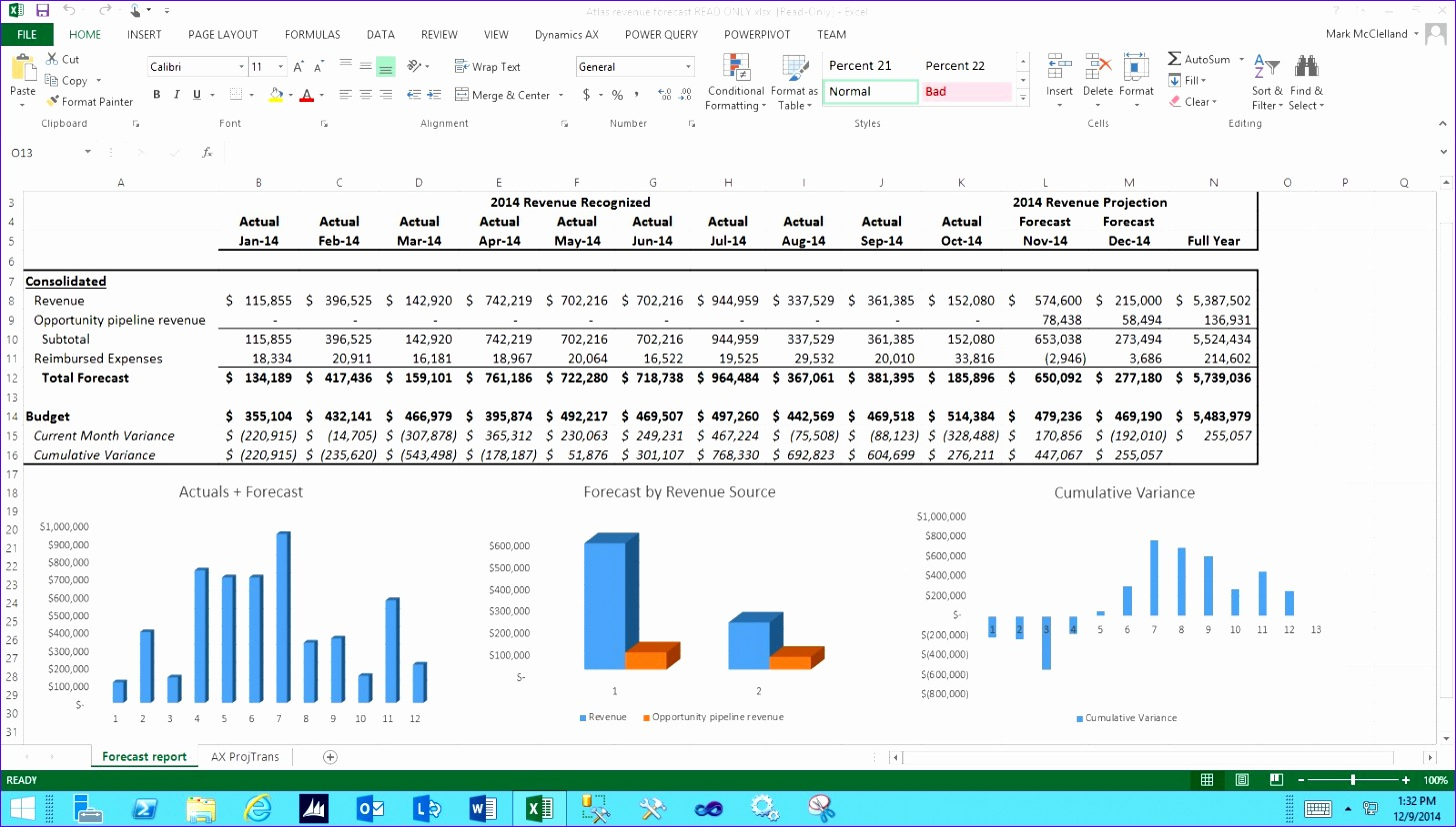 8 daily cash flow excel template exceltemplates for Daily cash flow forecast template