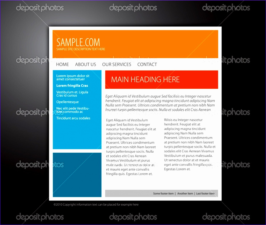 simple website templates 931790