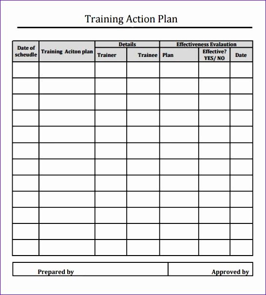 action plan template 546606