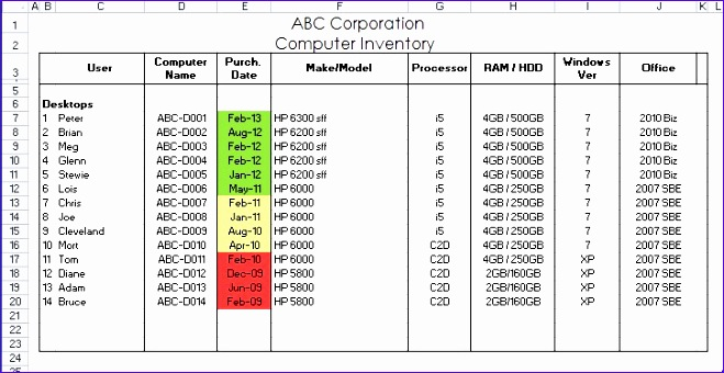 tuesday tip excel conditional formatting 659340