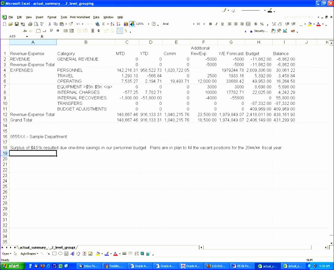 operating bud forecast guideline 1092883