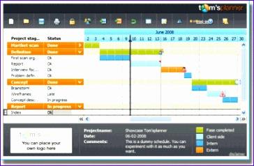 Download Excel Gantt Chart Template Free F3lga Unique Nog 1 Week Gratis toms Planner Voor Het Maken Van Gantt 400259