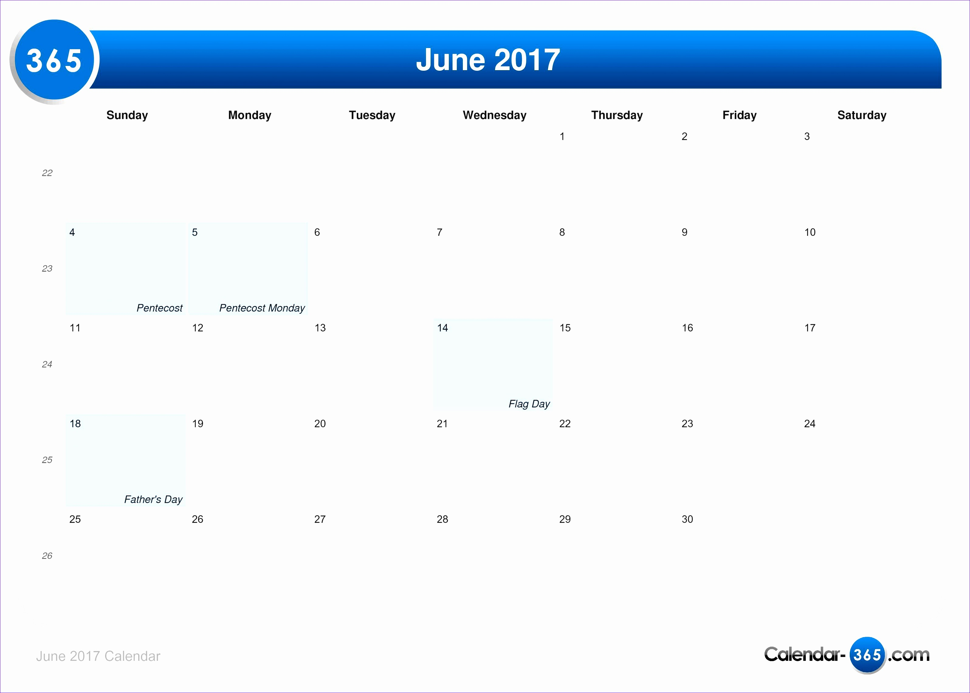 june 2017 calendar with holidays 257 31922281