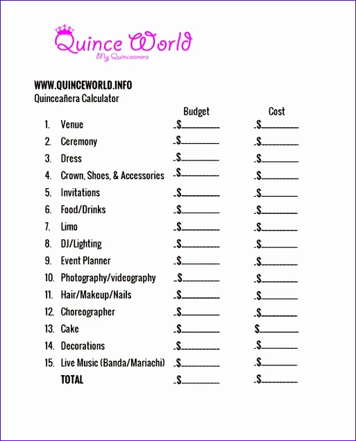 6 event Planning Checklist Template Excel - ExcelTemplates ...