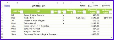 master t list sheet 455160
