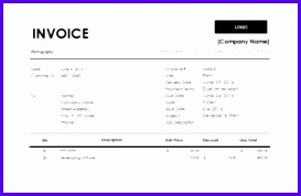 graphy Invoice template 273178