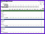 Money Management Excel Template 182138
