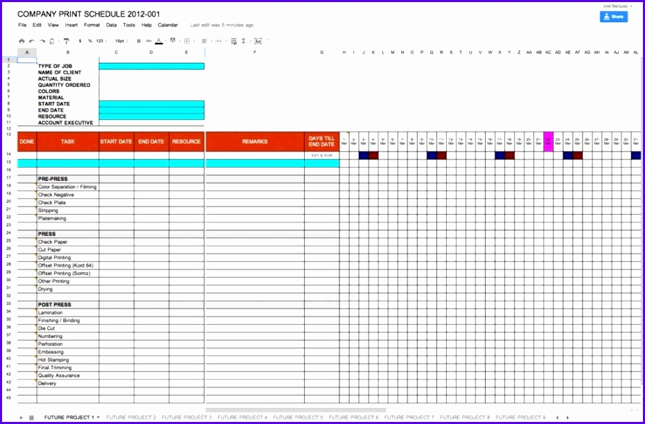 Project Management Dashboard Excel Template Free Download Project intended for Project Management Templates Google Docs 931612