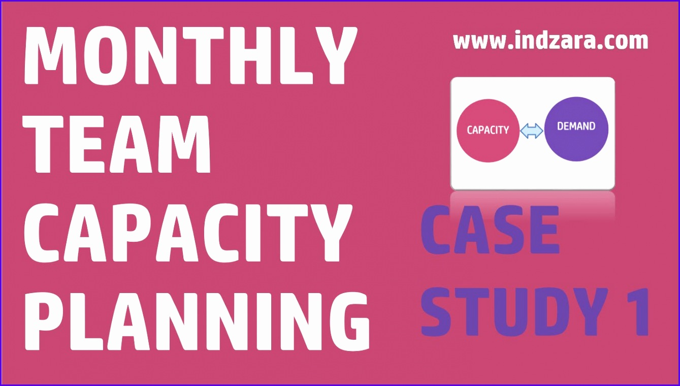 Resource Capacity Planner Excel Template Team Capacity Hours Planning 1339760