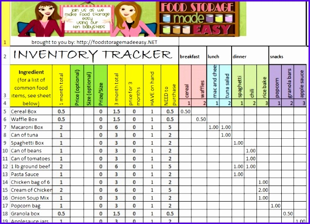 Excel Inventory Management Template Sample Excel File Inventory 637460