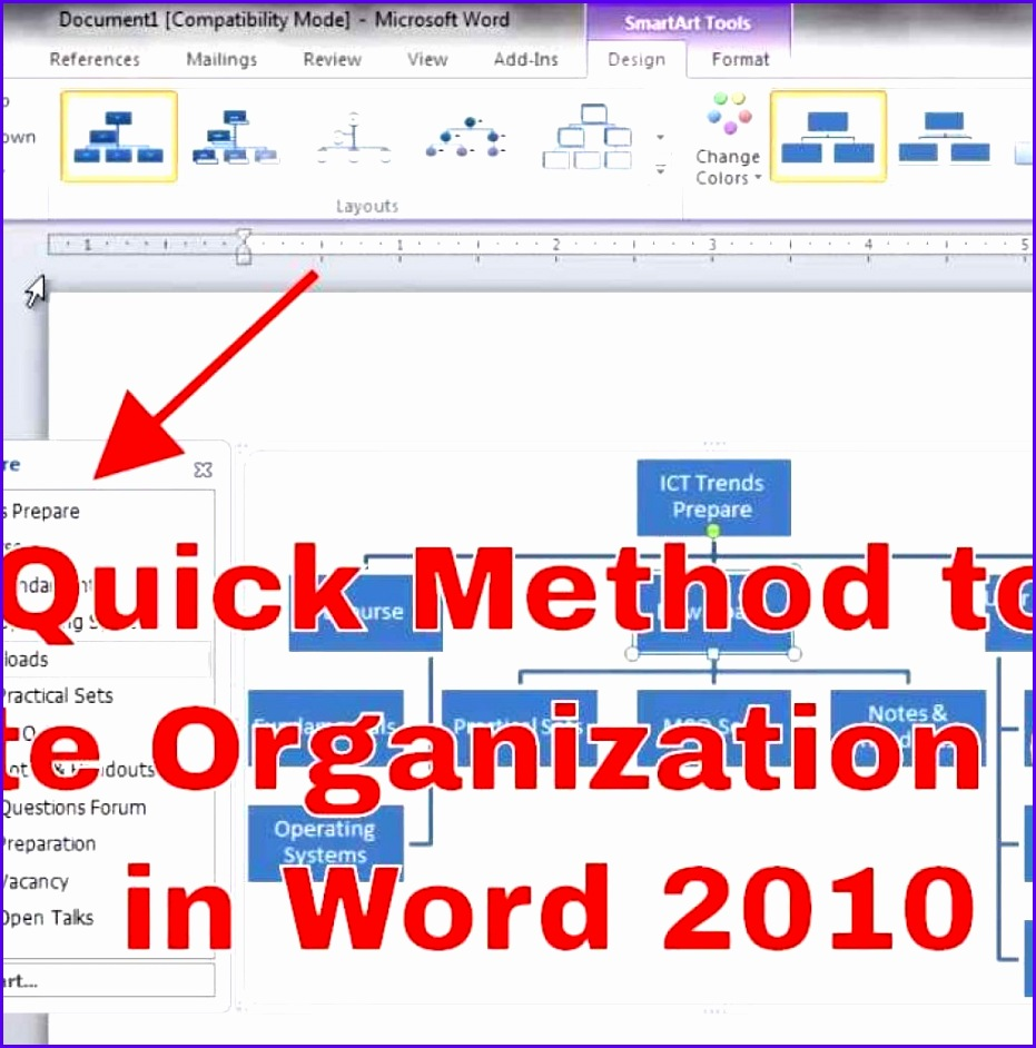 How To Make An Organizational Chart Creating Organization Chart regarding Excel 2007 Organizational Chart 931942