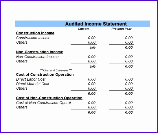 financial statement excel template image 22 546460