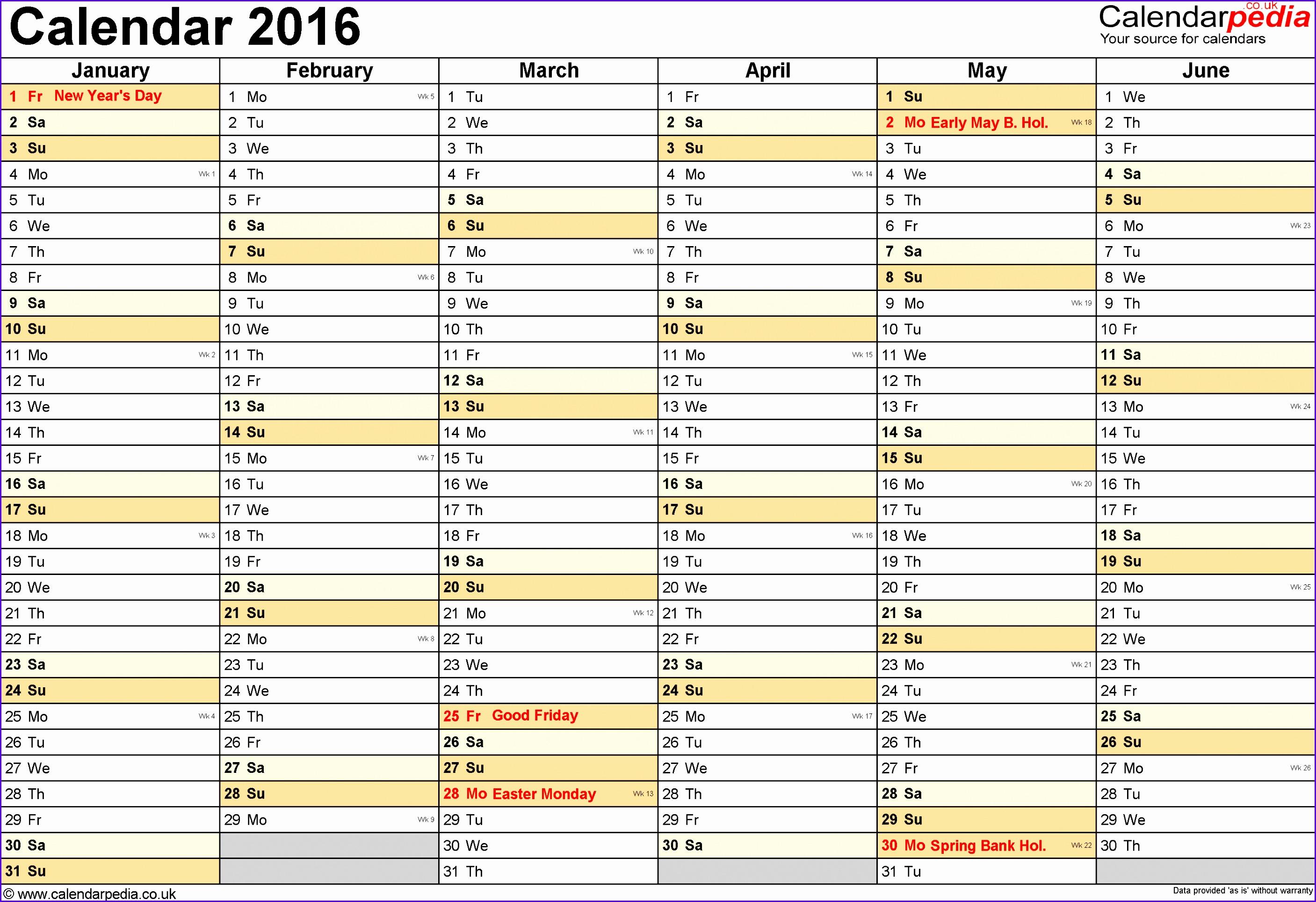 calendar 2016 printable 28141928