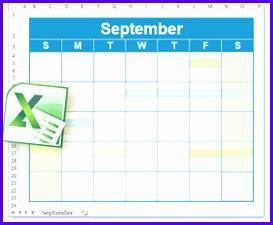 Excel Calendar 273225