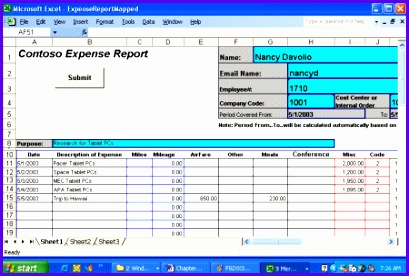 excel report templates 409276