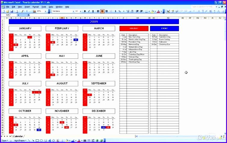 Download Free Excel Calendar Template 1 Templates Mac Excel Calendar Template Excel Calendars Templates 755477