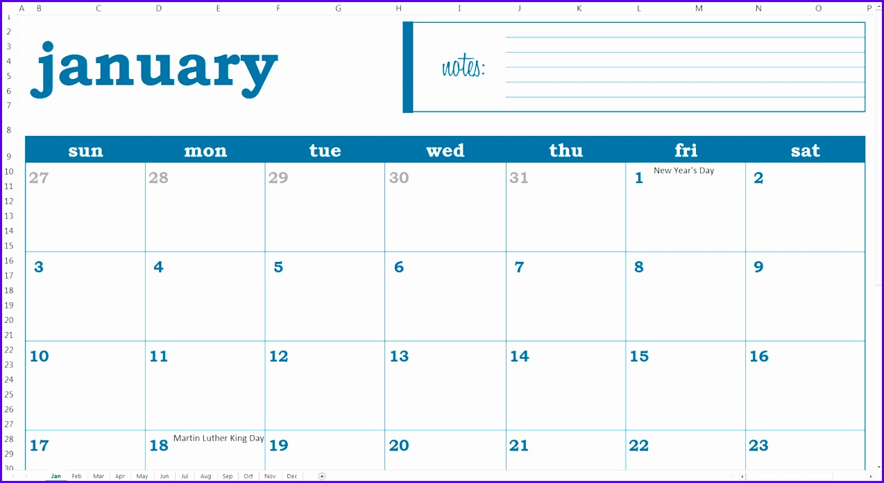 calendar activity calendar template excel monthly 1274697