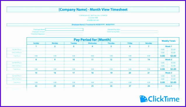 monthly timesheet template 637368