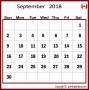 10 Excel 2010 Calendar Template
