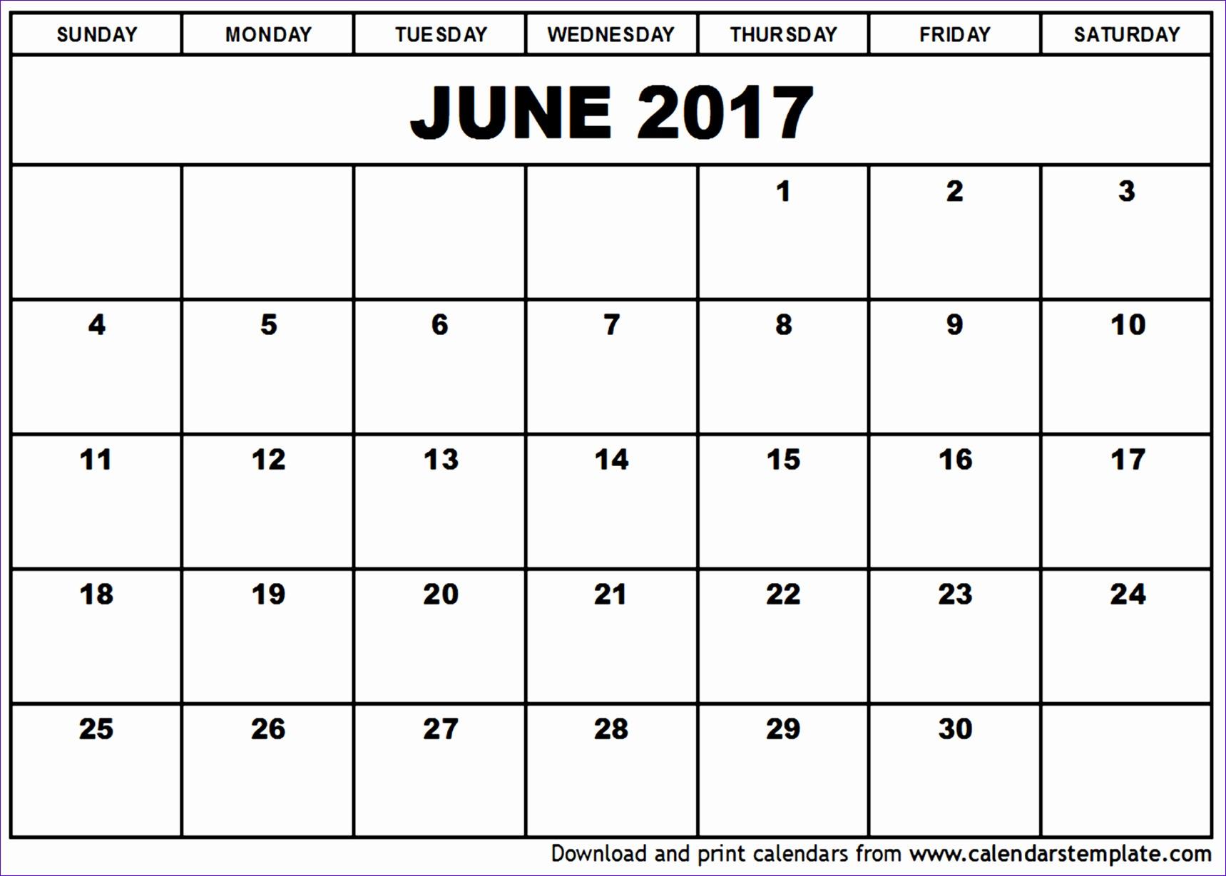 june 2017 printable calendar free pdf word excel templates example 17191229