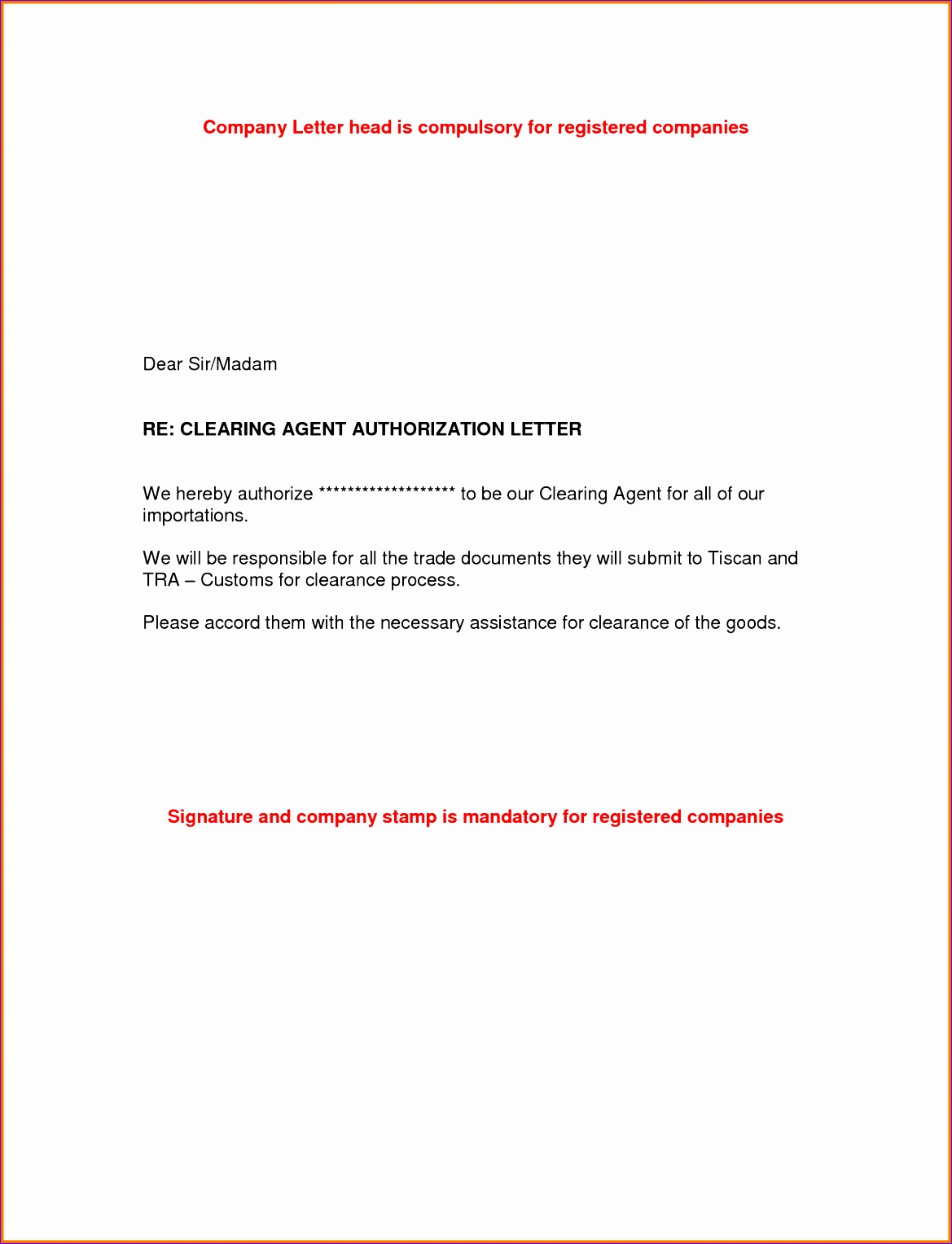 how to make an authorization letter 11691527