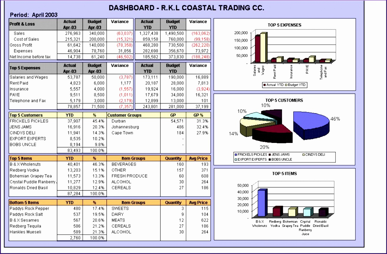 financial reporting templates in excel - 14 excel 2013 dashboard template exceltemplates