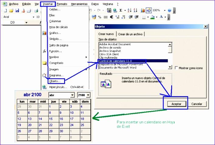 Excel 2014 Calendar Templates Ssecd Awesome Calendarios Excel