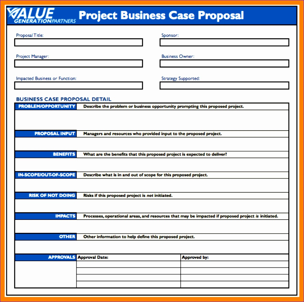 6 simple business case templates