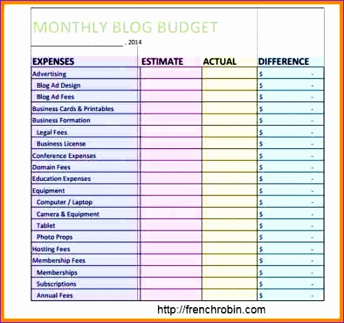 7 financial planning worksheets