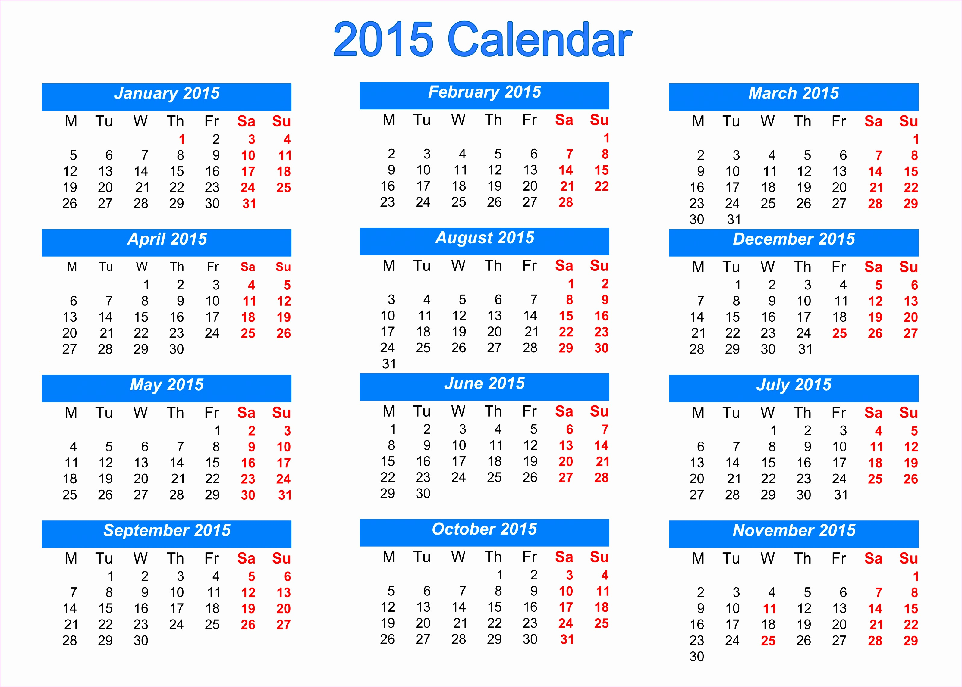 2015 calendar 600 31922281