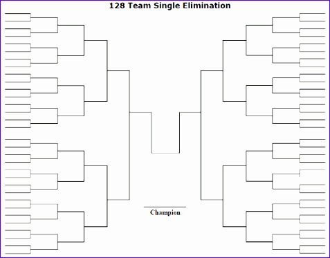 Excel Bracket Template  Exceltemplates  Exceltemplates