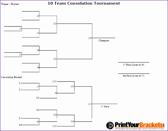 10 excel bracket template exceltemplates exceltemplates for 8 team bracket template