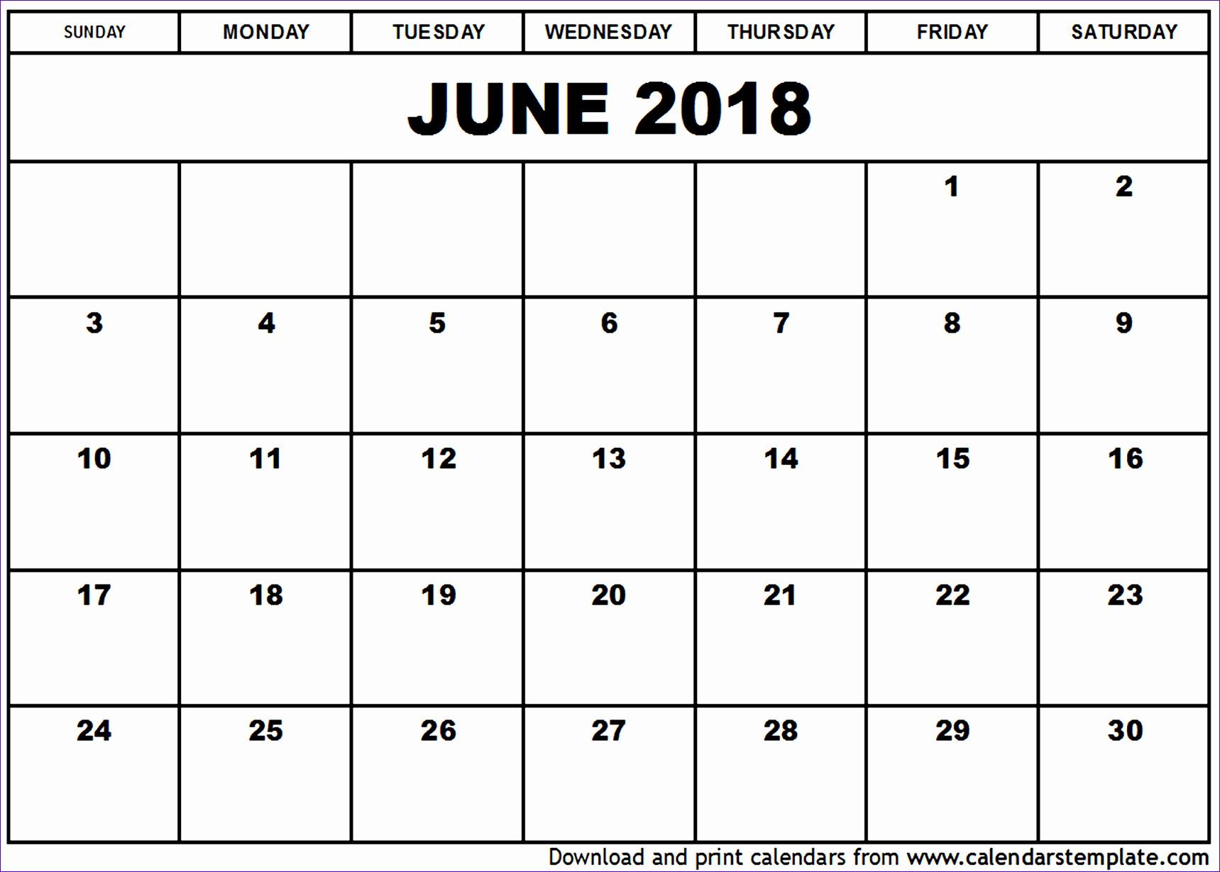 june 2018 calendar template 830 17191229
