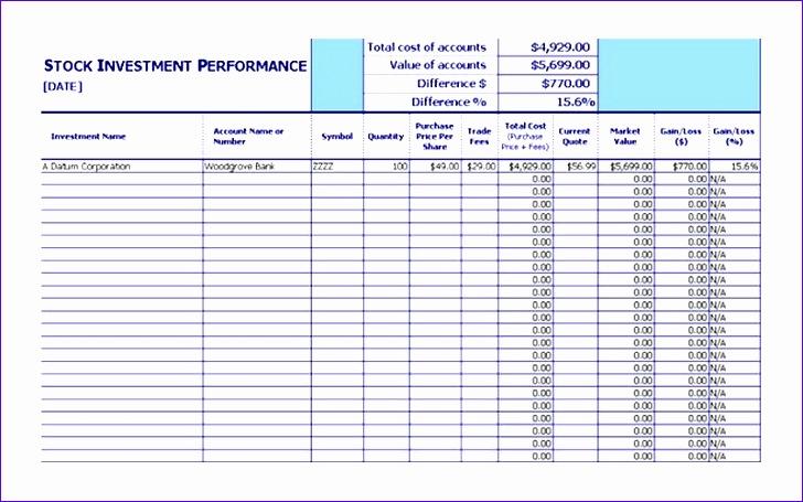 stock investment tracker 728455