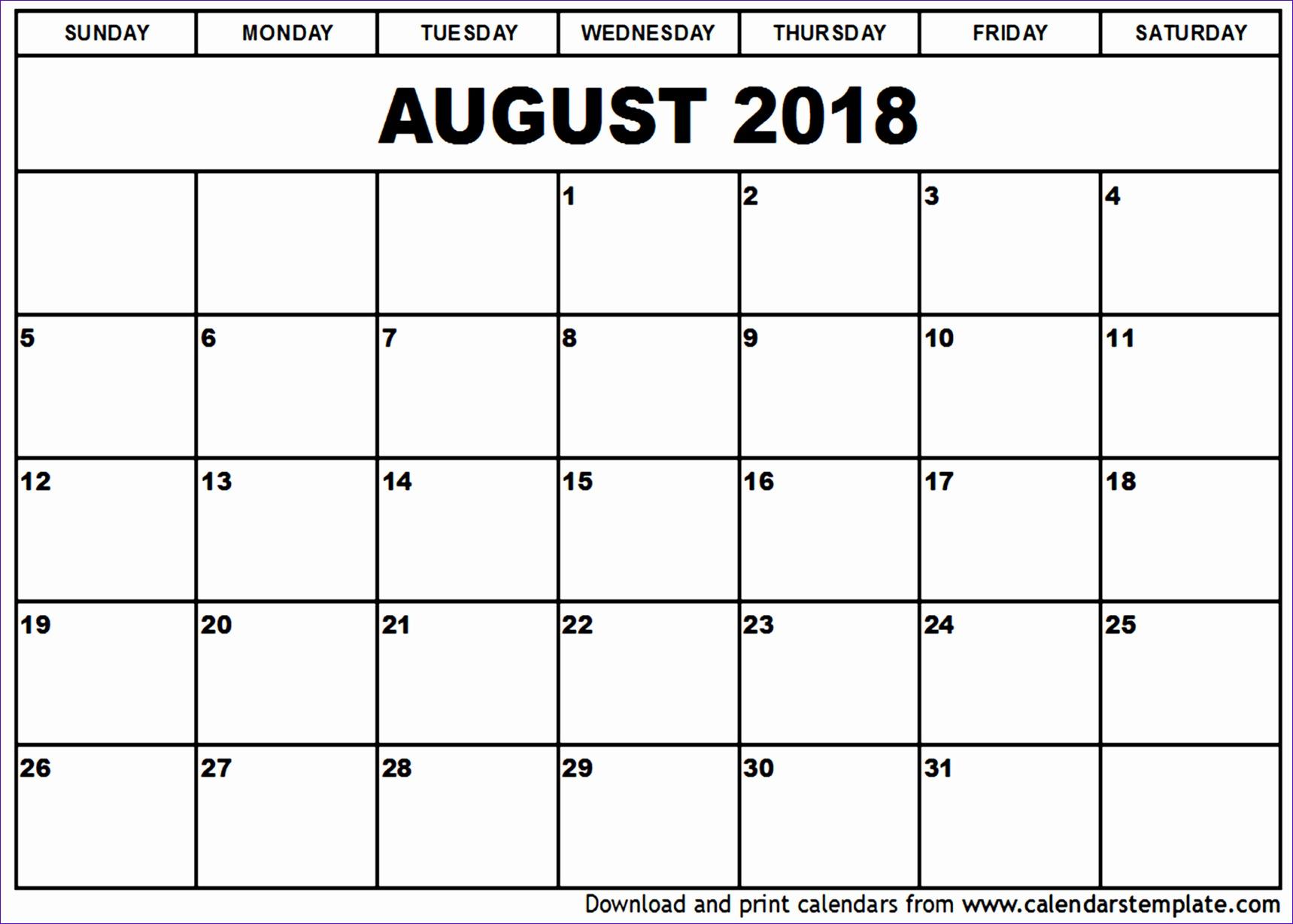 august 2018 calendar template 1596 17191229