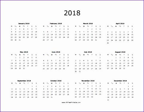 Excel Calendar Template Free I8ca5 New Blank 2018 Calendar 530409