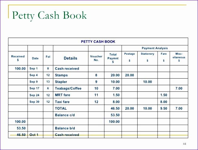 14 excel cashbook template exceltemplates exceltemplates