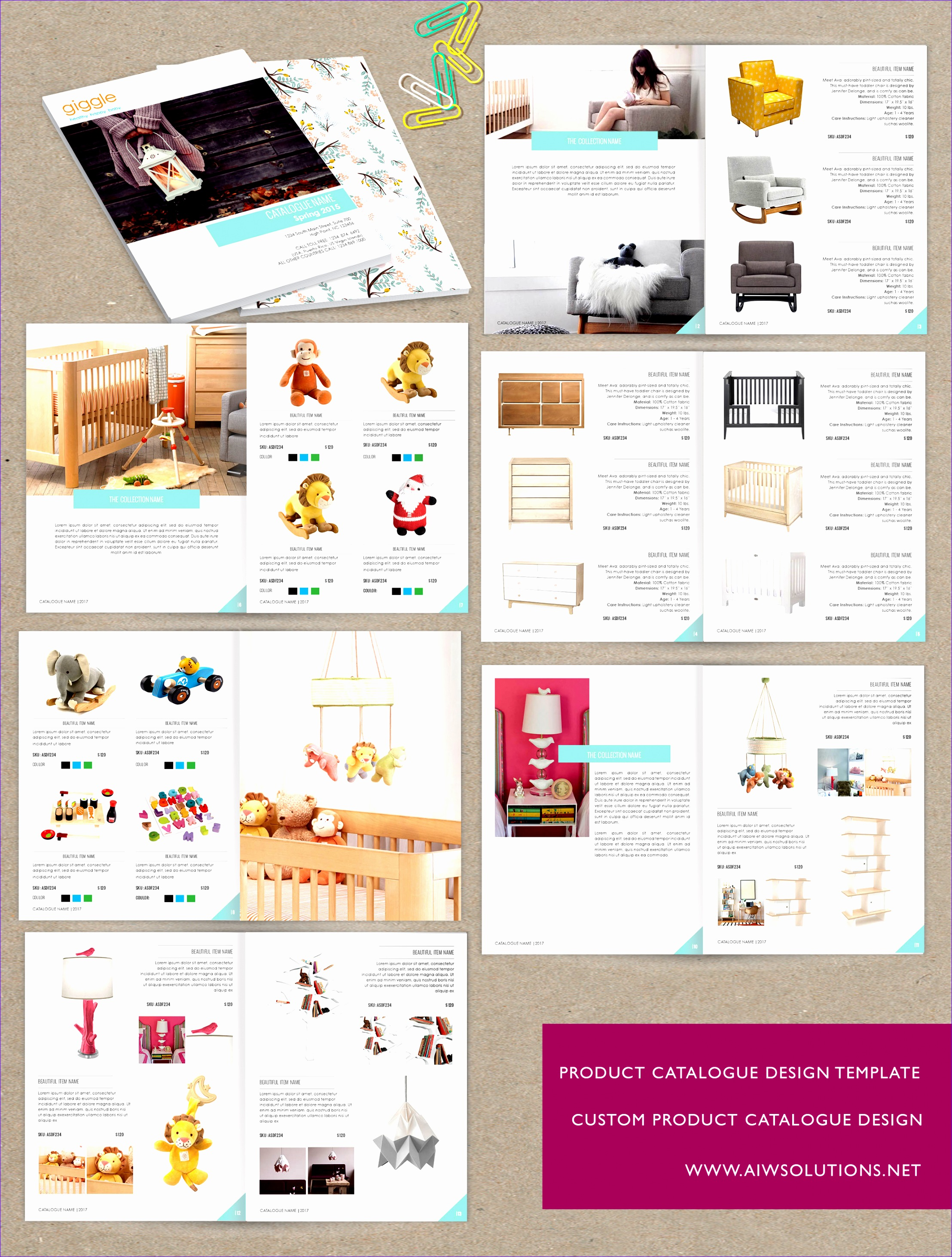 9 excel catalog template exceltemplates exceltemplates for Sample product catalogue template