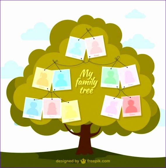 blank family tree templates 569575