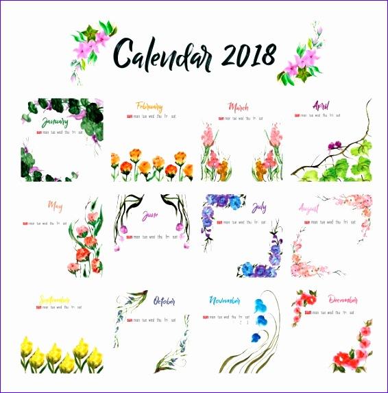 calendar for 2018 printable 566573