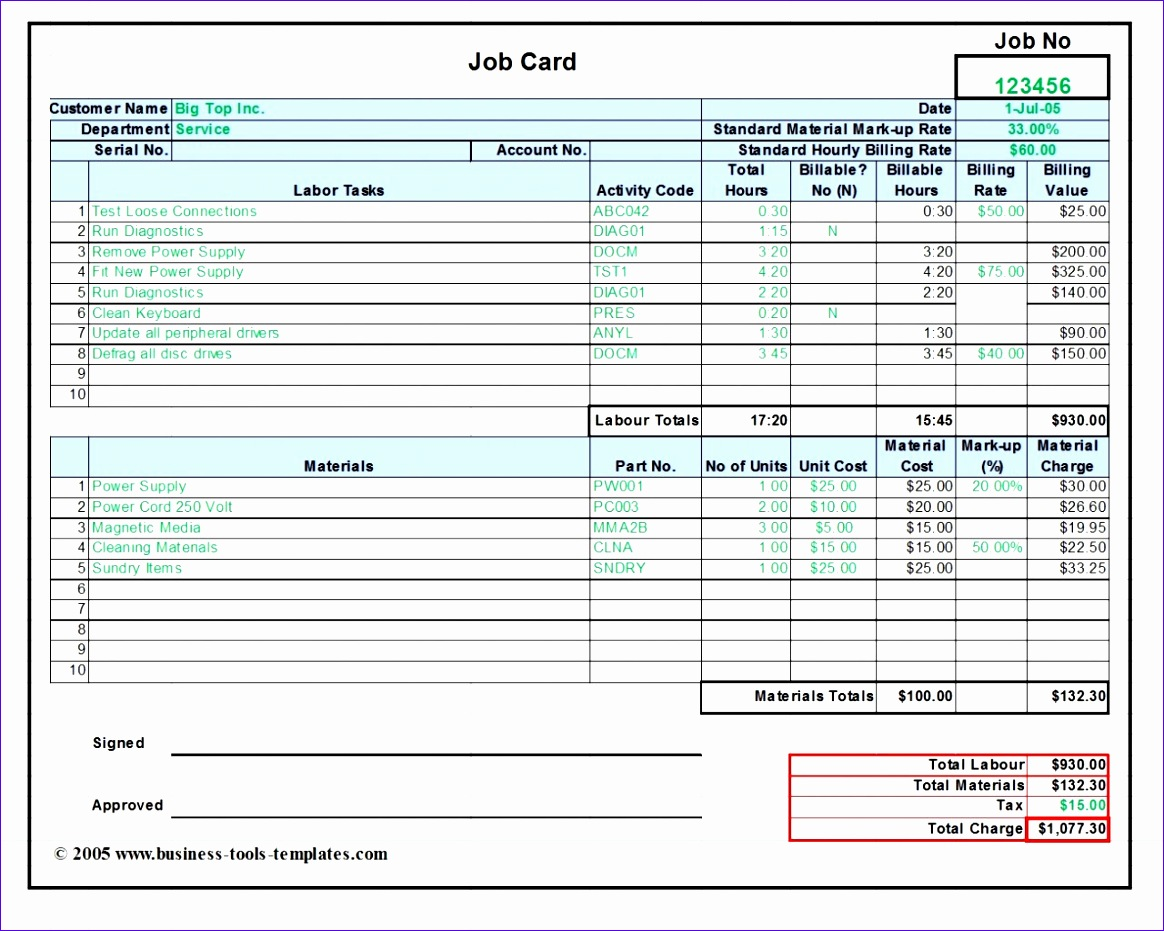 10 Excel Cost Analysis Template - ExcelTemplates - ExcelTemplates