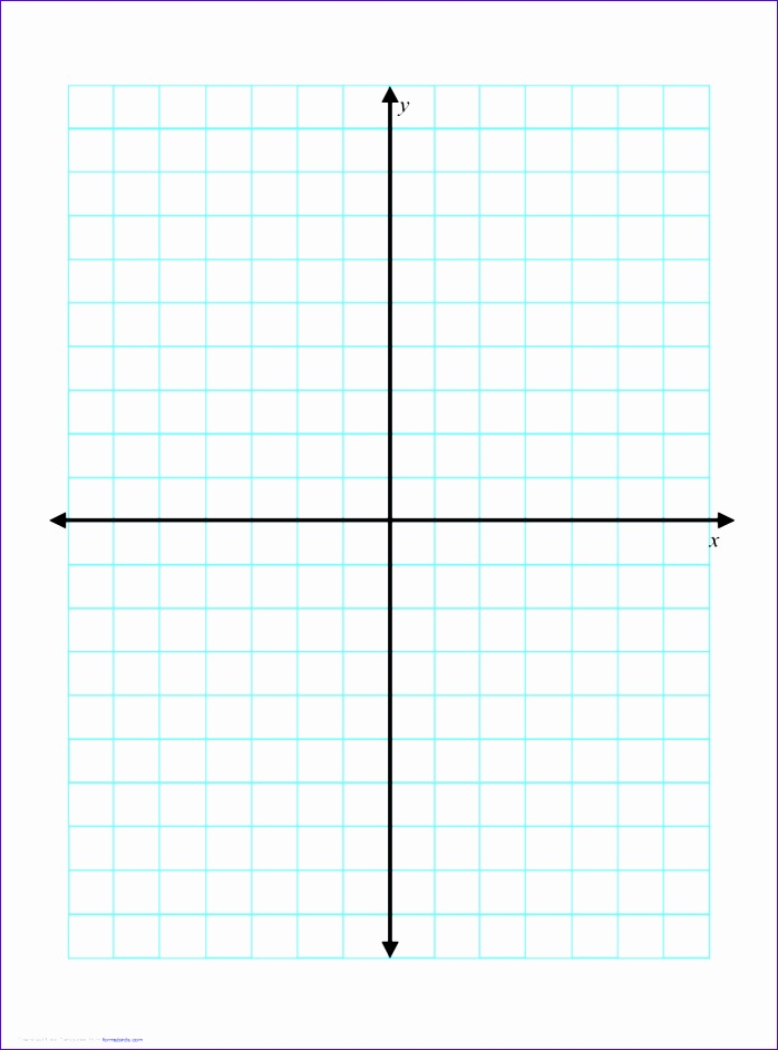 graph paper with axis 698942