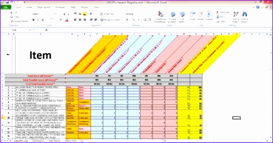 excel training matrix examples spreadsheets 546287