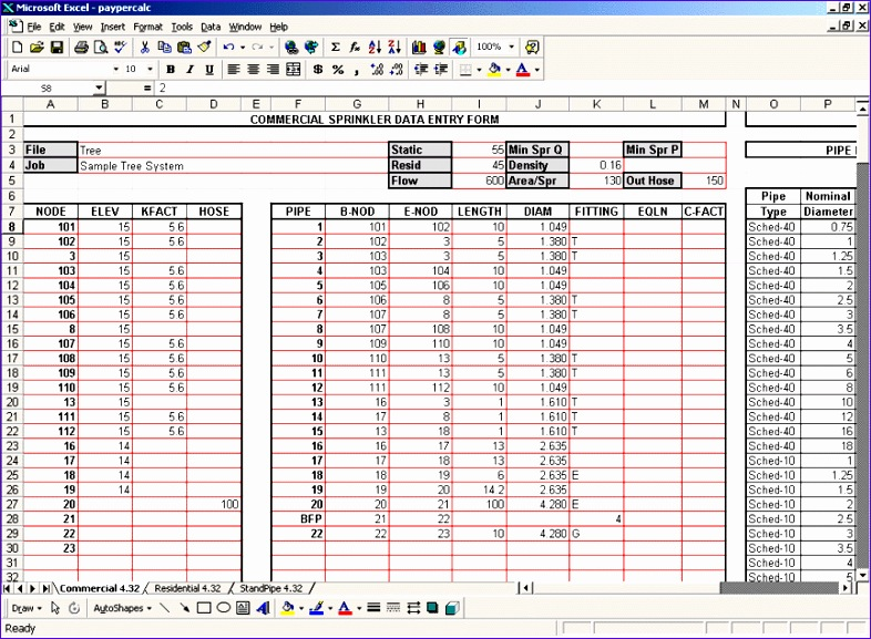 11 excel cover sheet template exceltemplates