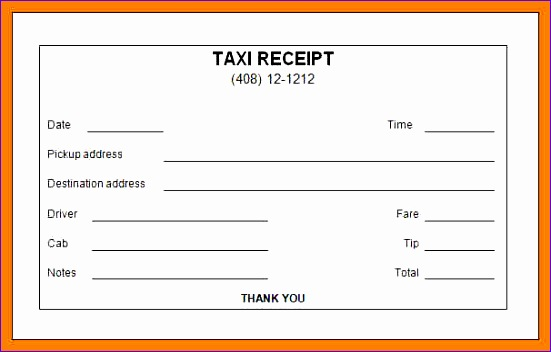 6 taxi bill format in word 551352