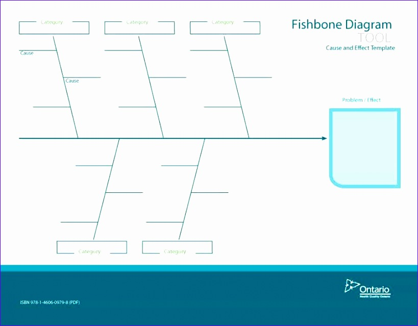 fishbone diagram templates 819639