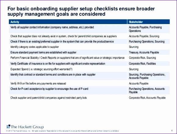 supplier information and lifecycle management 580440