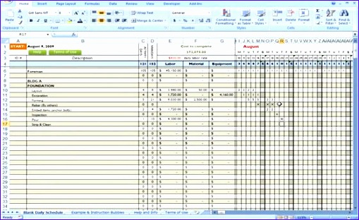 construction forms for excel 509312