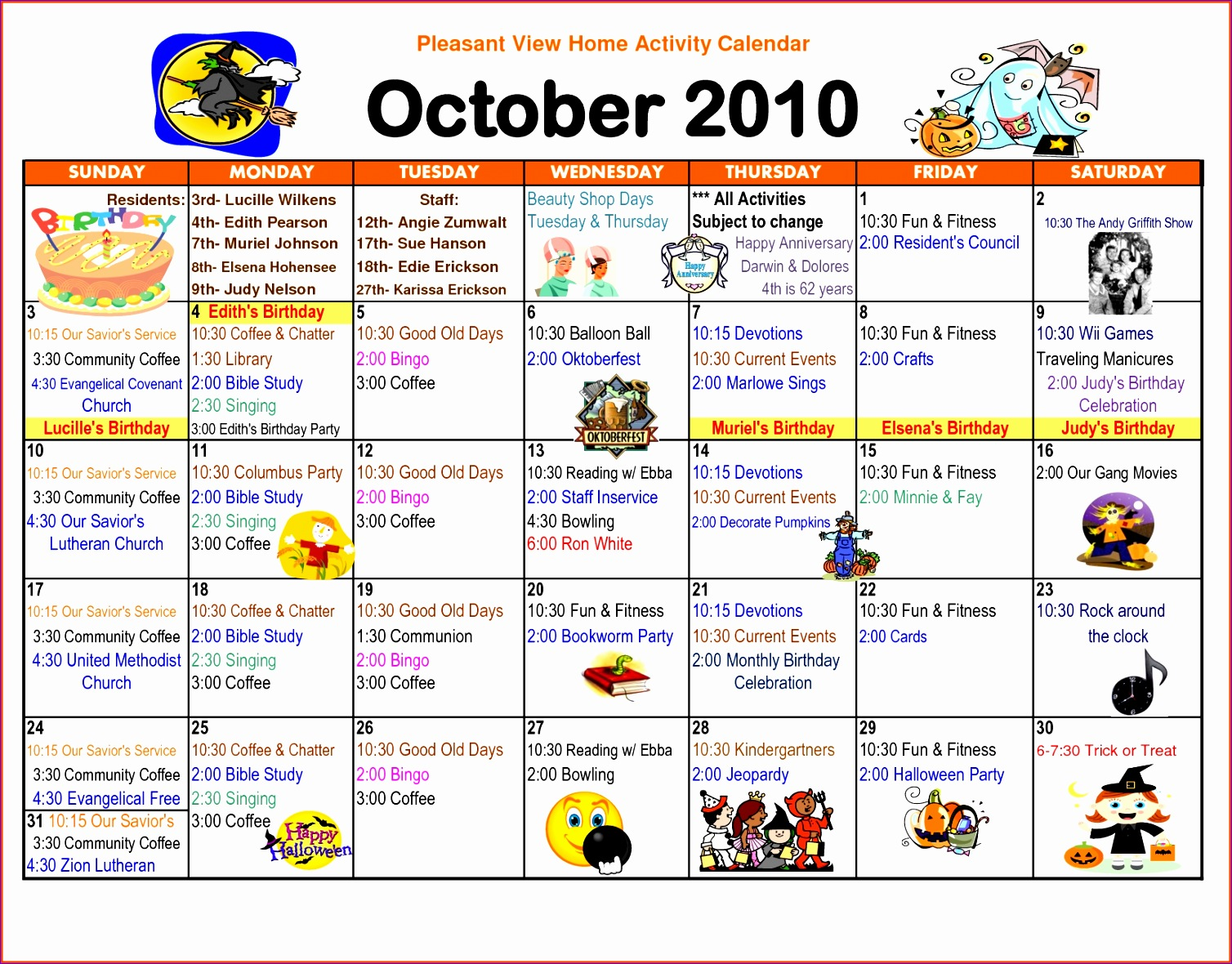 Calendar Monthly Events : Excel event calendar template exceltemplates